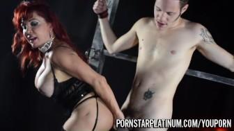 Sexy Vanessa iDominating Wolf