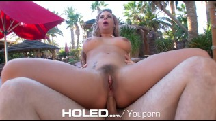 HOLED – Busty Phoenix Marie takes anal play to a new level