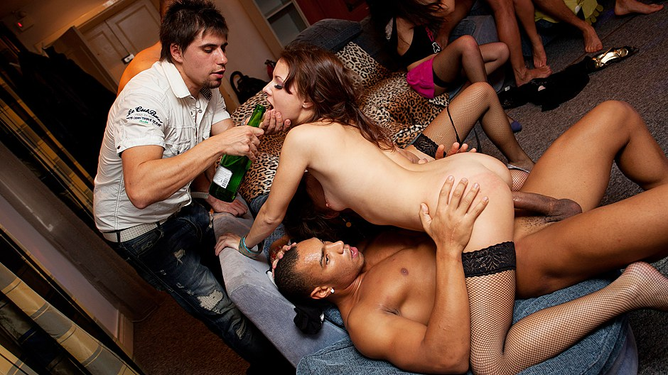 All above Real sex party image