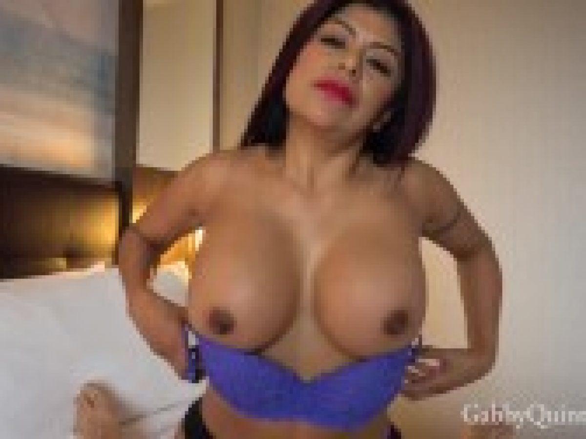 Hot Latina Pov Creampie